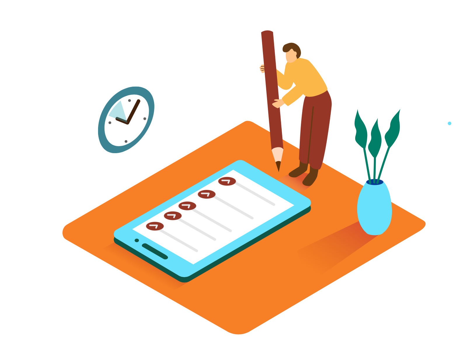 checklist__isometric